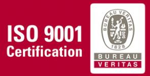 Certification ISO 9001 Bureau Veritas SIGMA Clermont
