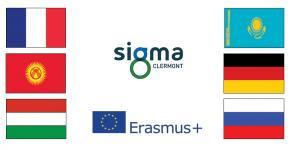 """Projet Erasmus + """"Action Clé 2"""""""