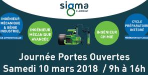 JPO 2018 SIGMA Clermont