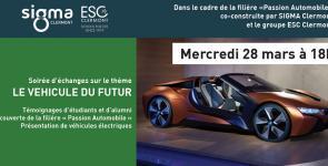 Soirée Passion Automobile - 28 mars 2018