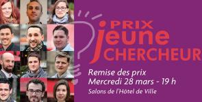 Prix du Jeune Chercheur de la ville de Clermont-Ferrand 2018