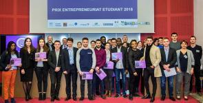 Prix Entrepreneuriat Etudiant 2018