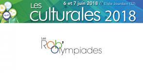 Rob'Olympiades 2018