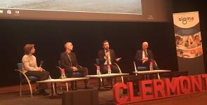 """Conférence """"Véhicule du futur"""" SIGMA Clermont & ESC Clermont"""