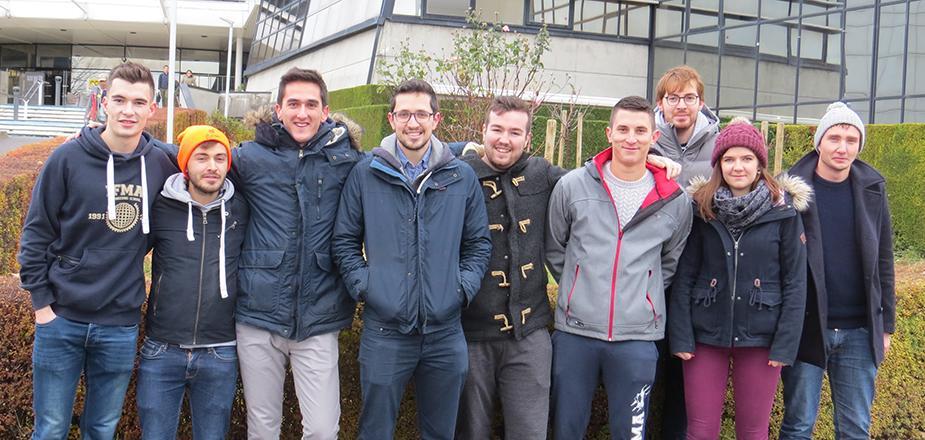 Equipe SIGMA Clermont 24h Innovation ESTIA