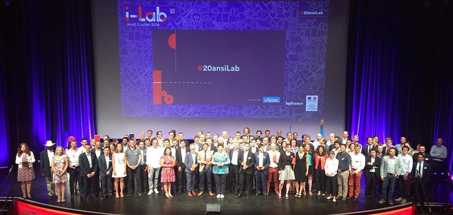 Concours I-Lab 2018 - Alexandre PREVAULT lauréat du Grand Prix