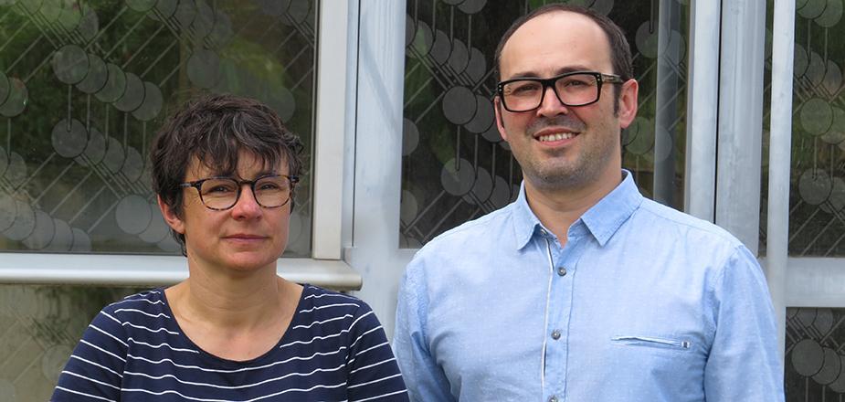 Immersion en entreprise - Isabelle RIPOCHE (Greentech) & Pierre-Olivier BUSSIERE (Trelleborg)