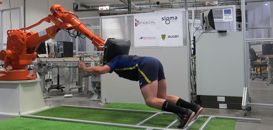 Joug Rugby Robotisé