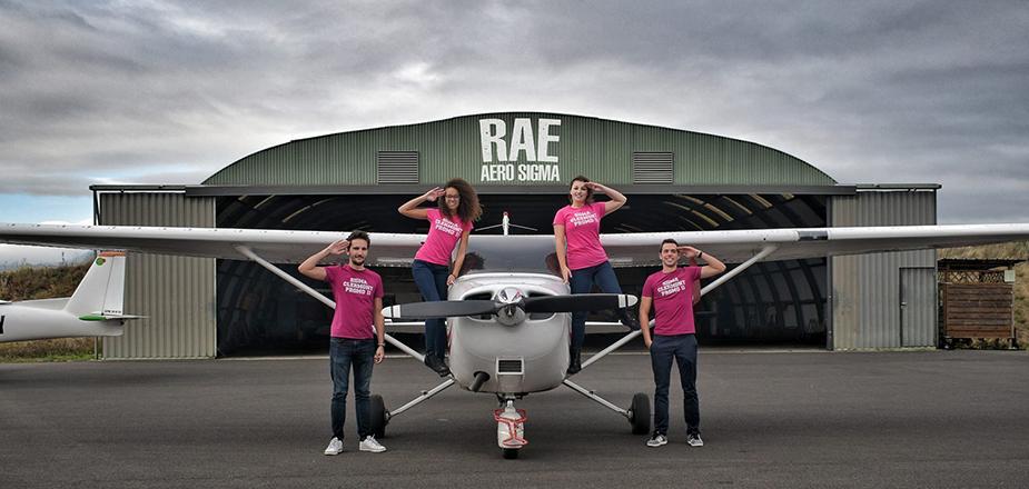 Rallye Aérien Etudiant 2018