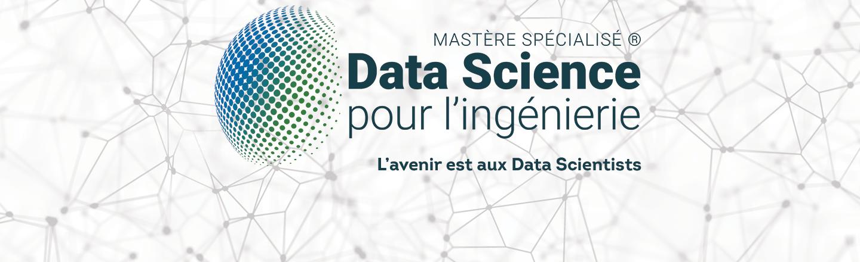 MS CGE Data Science pour l'Ingénierie